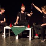 Embargo 2016 theatre- VYDI - Politicka Odysea 1